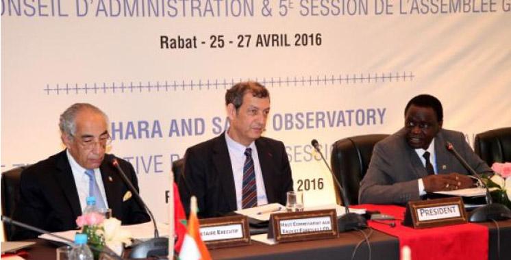 Le Maroc élu président de l'Observatoire du Sahara et du Sahel
