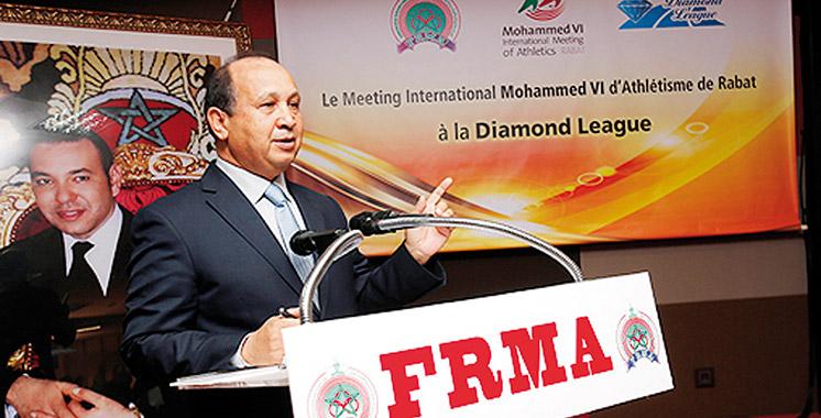 La Fédération royale marocaine d'athlétisme met la main à la poche : Des subventions de 4,73 millions de dirhams pour 90 clubs