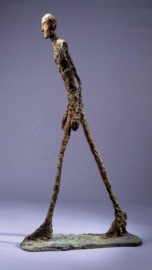 Alberto-Giacometti-L-Homme-qui-marche-1