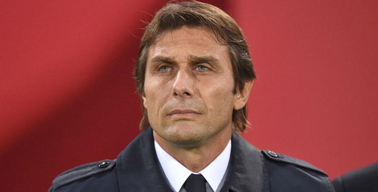 Officiel : Conte entraînera Chelsea la saison prochaine