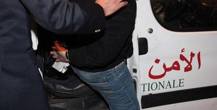 Nador: Un membre d'une bande d'escrocs mis sous les verrous