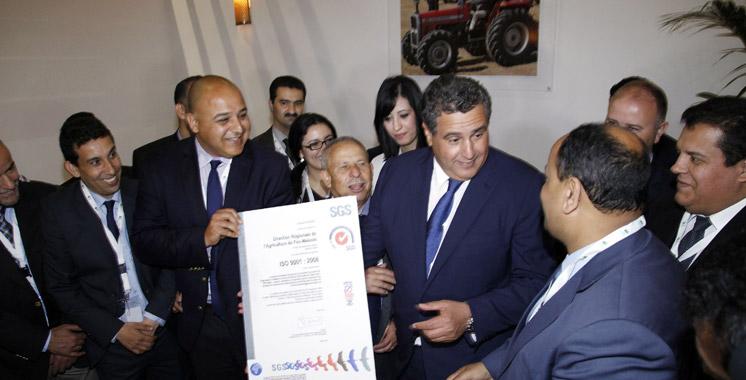Le guichet unique de la DPA Fès-Meknès certifié ISO 9001 : 2008