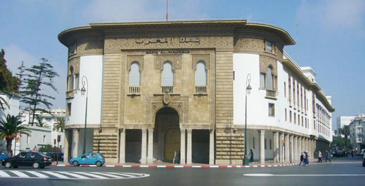 Bank Al-Maghrib: Un total bilan de plus  de 312 milliards DH en 2018
