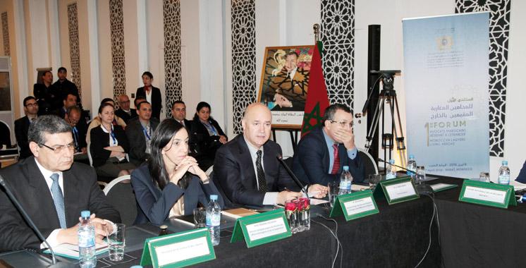 Premier forum des avocats marocains résidant à l'étranger: Birou veut l'implication de tous