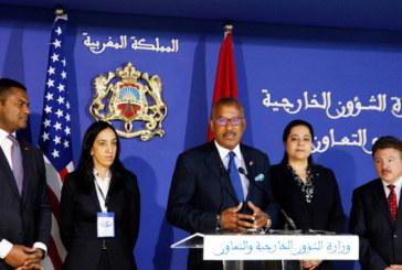 Rabat : Les hommes d'affaires du Maroc et des USA tiennent leur 3ème conférence