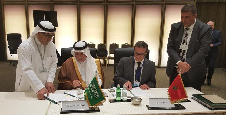 L'Arabie Saoudite accorde 230 millions de dollars au Maroc