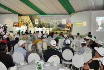 Développement durable : Groupe OCP engagé  en faveur des agriculteurs