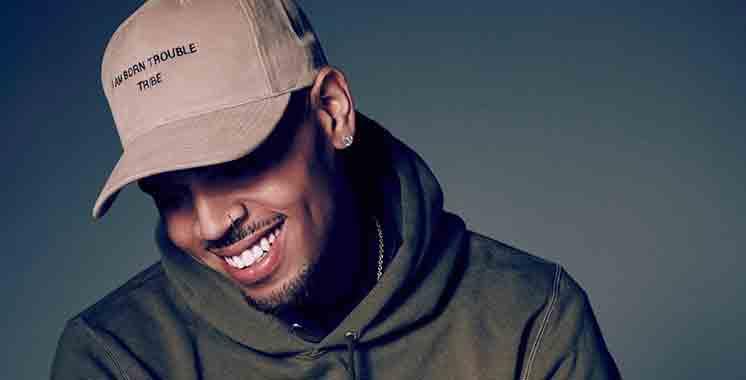 Mawazine : Chris Brown, le roi du R&B,  en concert d'ouverture