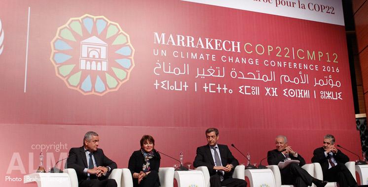 Rabat : présentation des principaux thèmes de la COP22