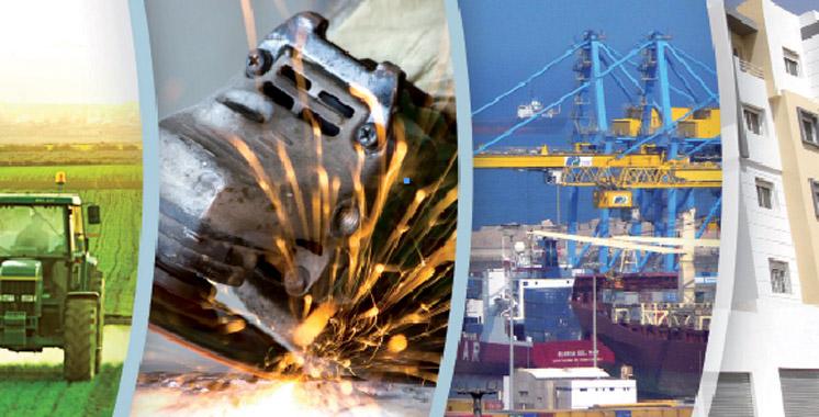 Note d'information relative aux comptes nationaux de 2015: La croissance économique a plafonné à 4,5%