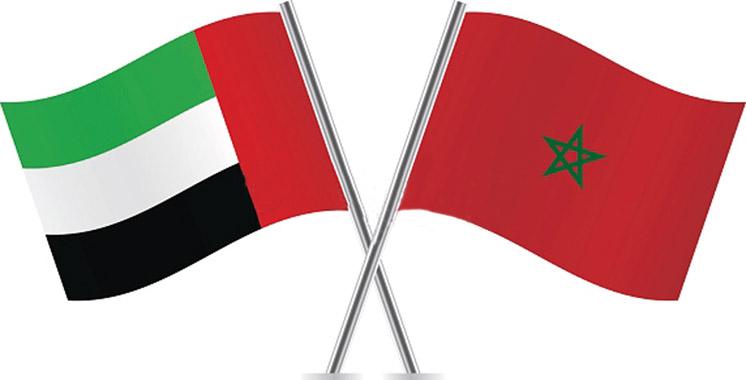 Emirats-Arabes-Unis-et-Maroc