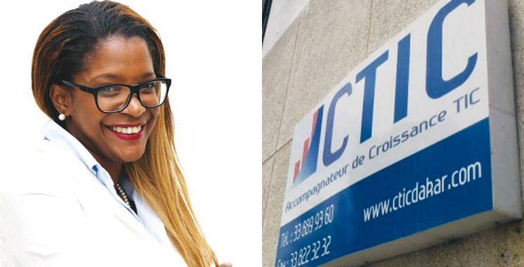 Eva Sow Ebion: «1er incubateur en Afrique francophone, CTIC Dakar, un modèle à suivre»