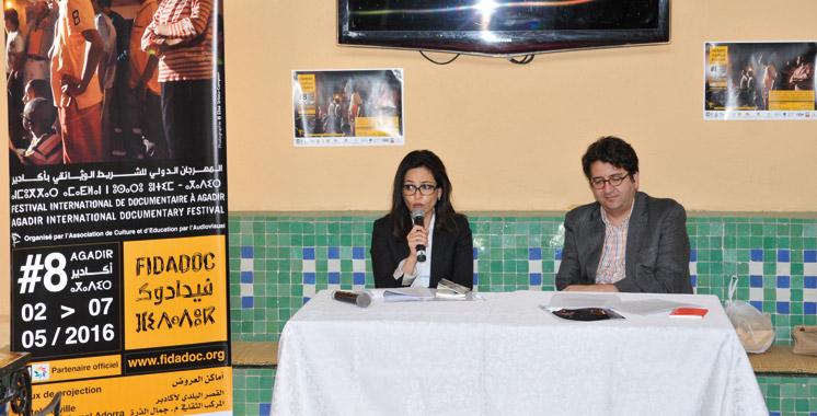Festival international du film documentaire à Agadir: Une 8ème édition sous le signe des nouveaux talents