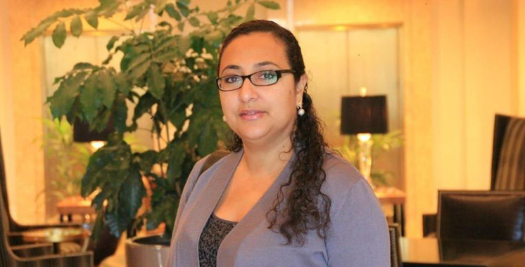 Heuda Farah Guessous aux commandes de la Ficopam