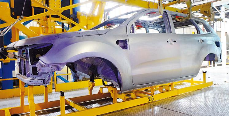 La nouvelle Everest SUV sera fabriquée  en Afrique du Sud