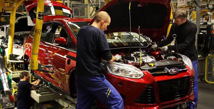 Usine Ford en 2020 ? Le constructeur américain dément