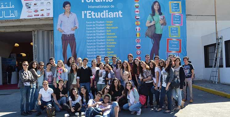 Forum international de l'étudiant : L'incontournable !