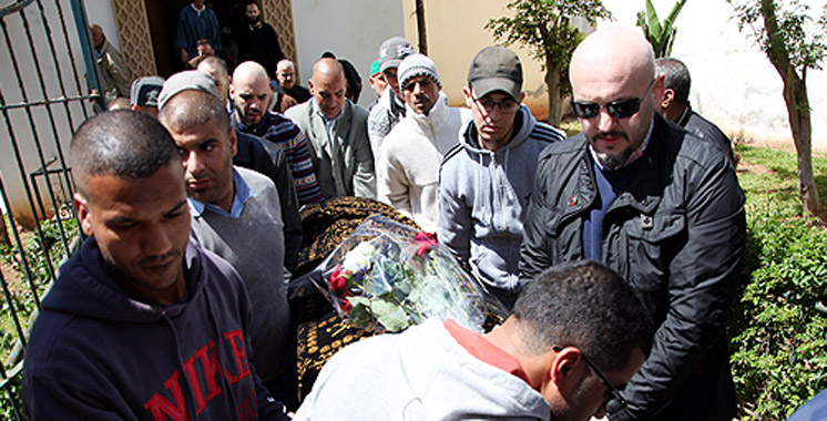 Attentats de Bruxelles : obsèques émouvantes de Loubna Lafquiri à Salé