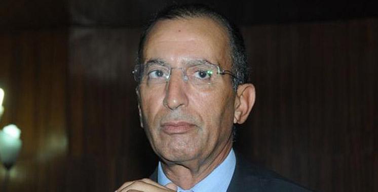Hassad reçu en audience à Libreville par le président gabonais