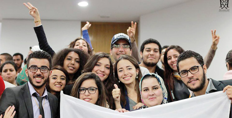 Projet «All Bourses» de JLM FSAC: Une centaine d'étudiants formés