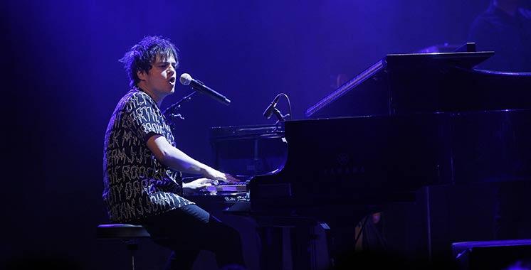 Jazzablanca : Jamie Cullum rend hommage à Prince