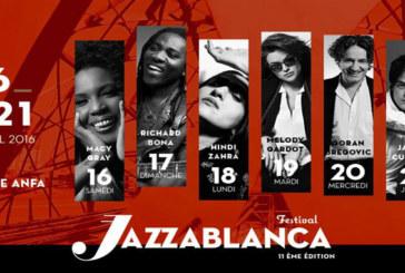 Jazzablanca : Goran Bregovic illumine la soirée de mercredi