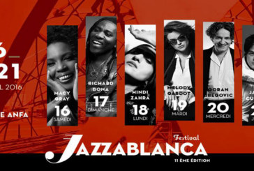 Festival Jazzablanca: Les temps forts de la 11e édition