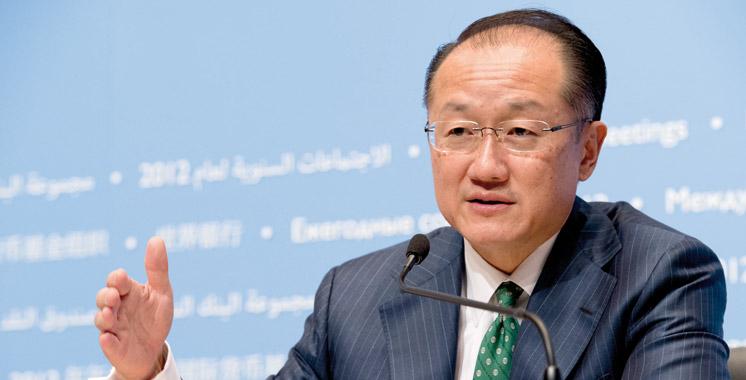 COP22: Jim Yong Kim confirme sa présence