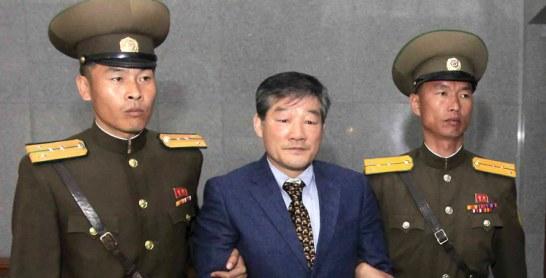 Un Américain d'origine coréenne condamné par Pyongyang pour espionnage