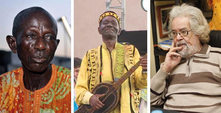 Festival Gnaoua et Musiques du Monde d'Essaouira: Hommage à Mahmoud Guinea, Tayeb Saddiki et Doudou N'diaye Rose