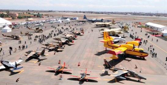 Marrakech Airshow: La messe des donneurs d'ordre de l'industrie aéronautique