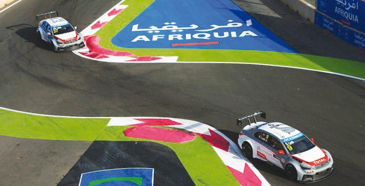 Course automobile: Le FIA WTCC de Marrakech portera les couleurs d'Afriquia