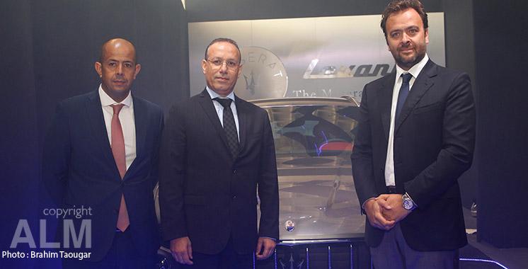 Le SUV de Maserati arrive au Maroc