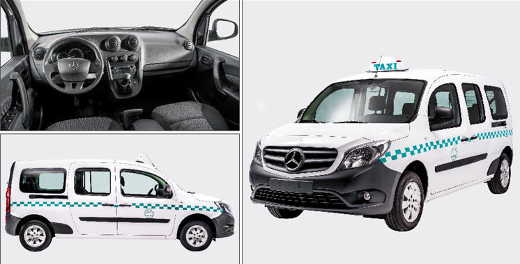 Essai Mercedes-Benz Citan: Machine à sourire pour taxi drivers !