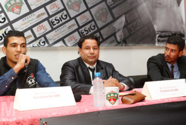 Boxe : Le Champion du monde Rabii lance son association