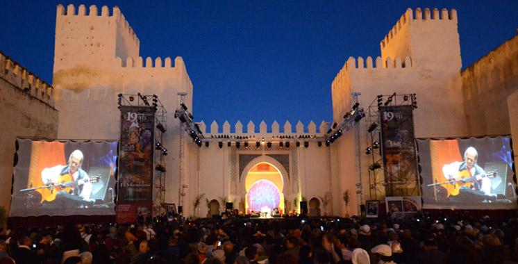 Fès accueille la 22ème édition des musiques sacrées
