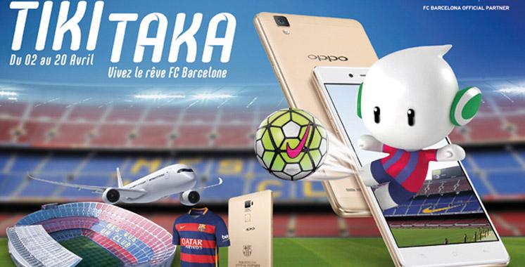 «Tiki Taka» : Ballons passés, voyages gagnés !