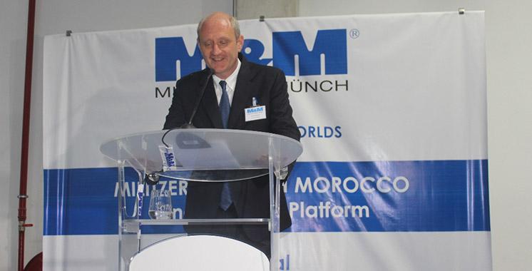 D'un coût global de 37 millions de dirhams: M&M Maroc inaugure sa nouvelle  plate-forme à Tanger