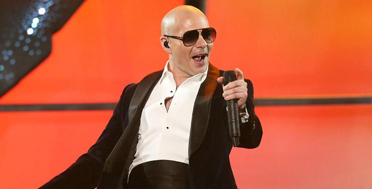 Rabat : Pitbull de retour à Mawazine
