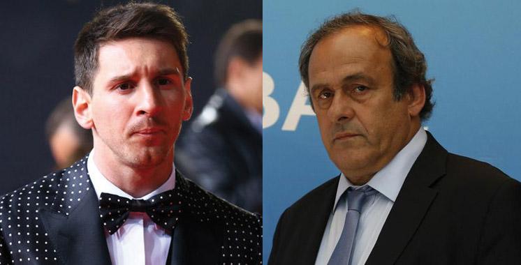 Fraude fiscale: Platini et Messi entachés par une nouvelle affaire