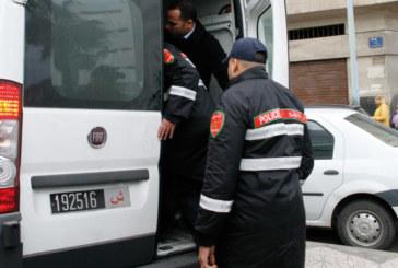Safi : Dix individus arrêtés pour vol avec effraction de locaux commerciaux