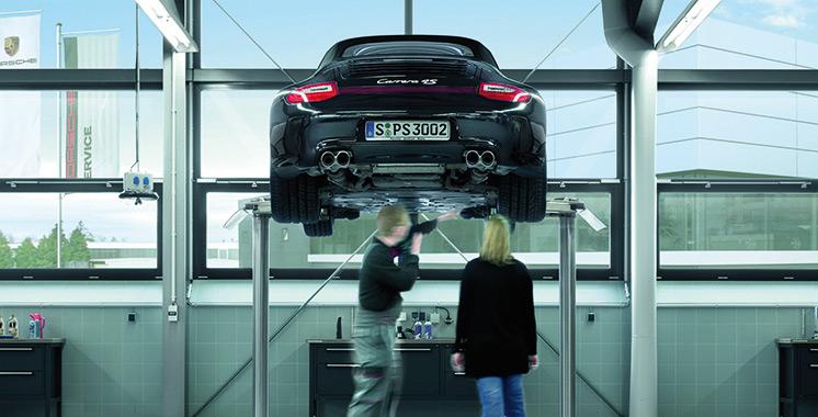 Porsche Clinic : Bilans gratuits en avril!