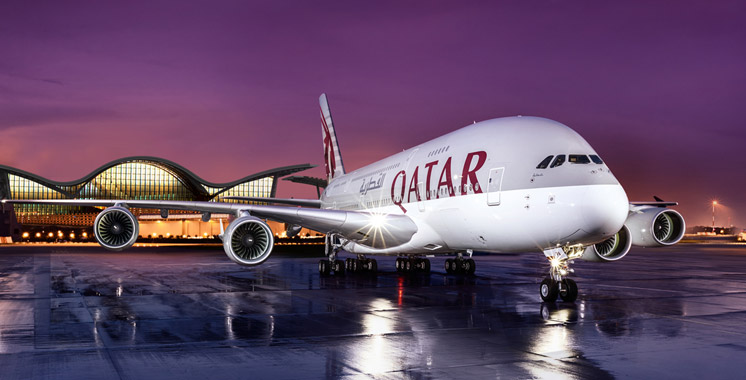 Qatar Airways envisage d'acquérir près de 49% du capital de la RAM