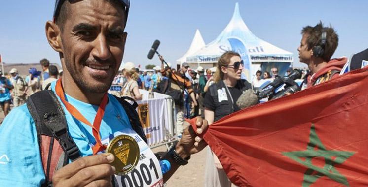 Marathon des sables: Un podium complètement marocain