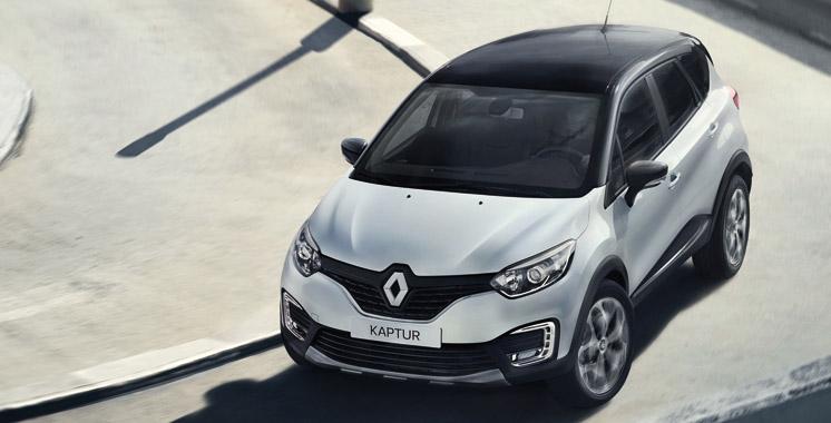 Renault: Le «Kaptur» arrive sur le marché russe !