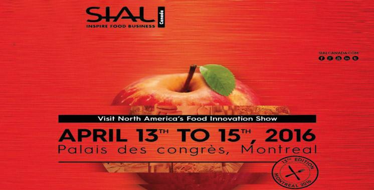 SIAL Canada: Le Maroc aura son stand