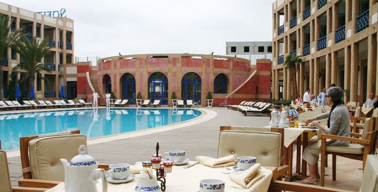 Tourisme : le nombre de nuitées enregistrées en baisse à Agadir