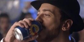 Saad Lamjarred, icône d'une pub de Pepsi