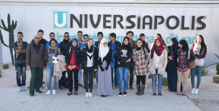 Enseignement supérieur: Une annexe d'Universiapolis  à Laâyoune