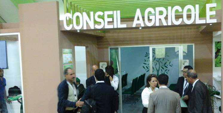 SIAM 2016 : L'ONCA met en place un espace dédié au conseil agricole